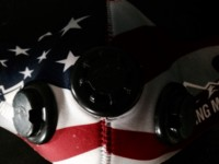 Training Mask USA Flag