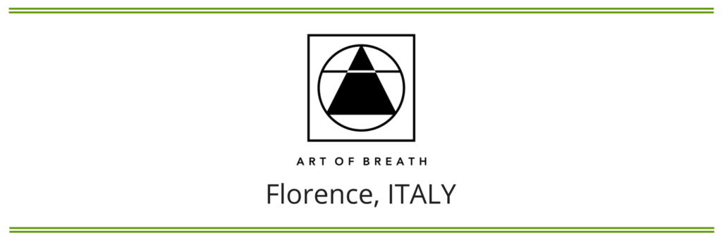 Art of Breath in Florence by PSE