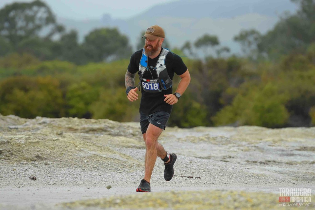Tarawera Ultra Run