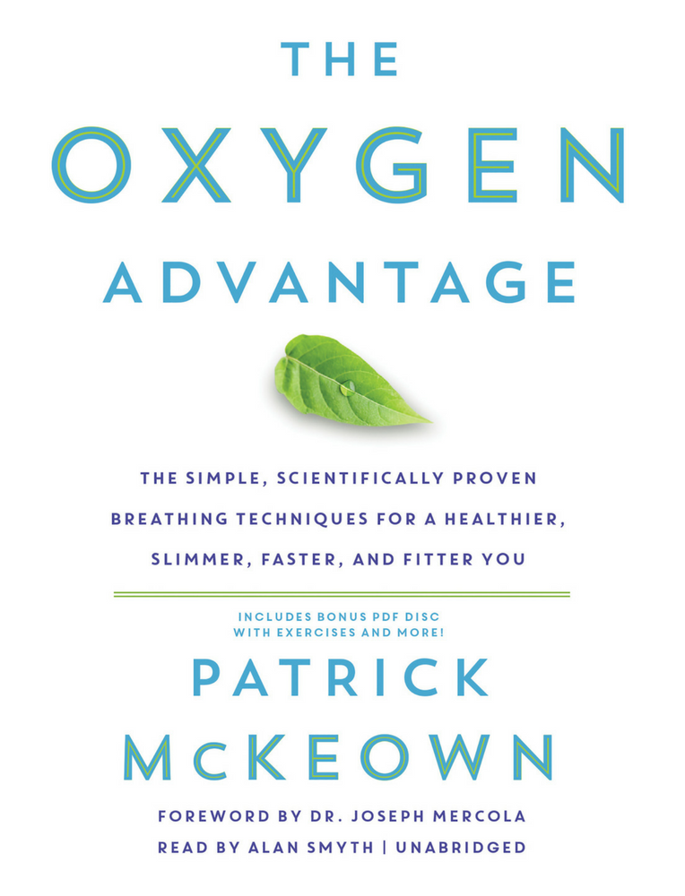 THE OXYGEN ADVANTAGE BOOK